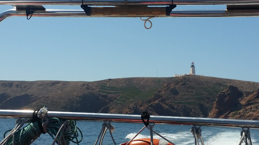 Lighthouse of the Berlengas