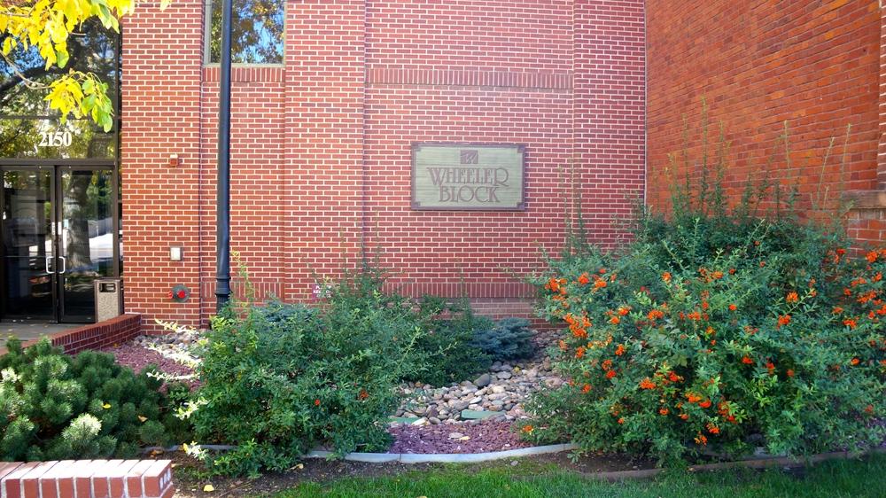 Wheeler Block Building