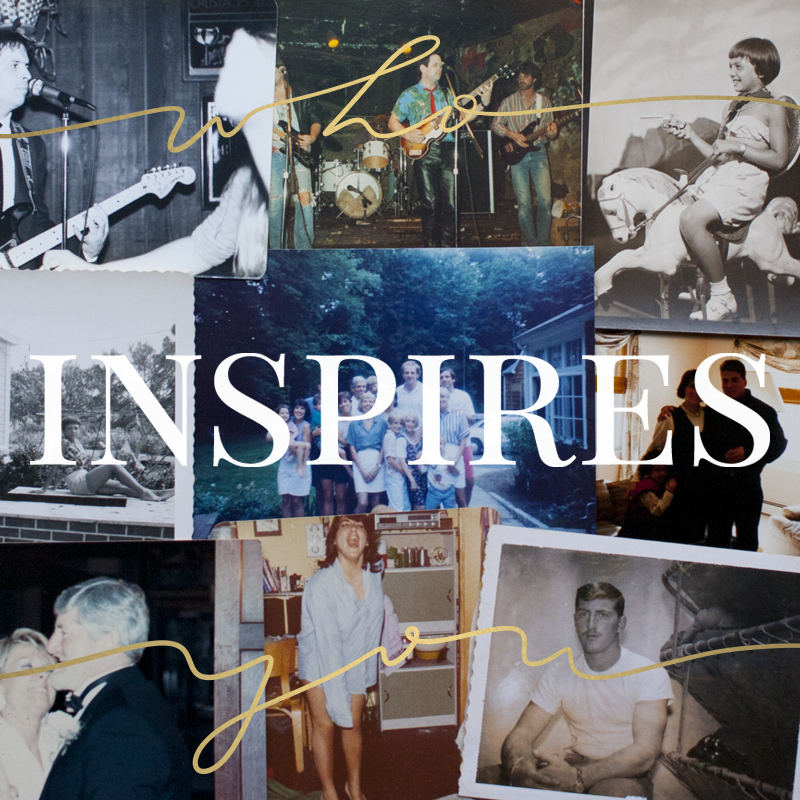 what to say to someone who inspires you