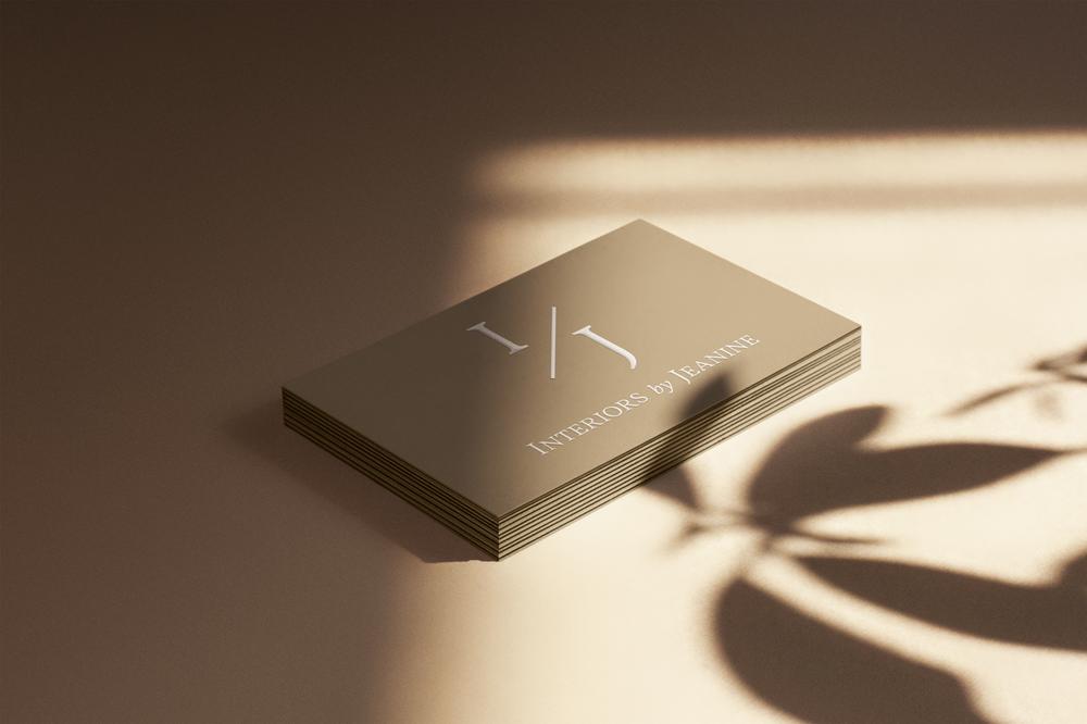 Brand Design for Interior Designer by Haley Grand