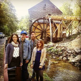 Bush Mill, Nickelsville, VA October 2014