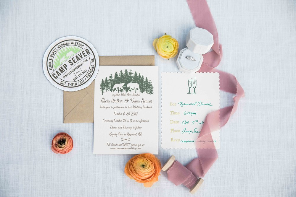 Kingsley Pines Rustic Wedding | Jessica Jaccarino Photography