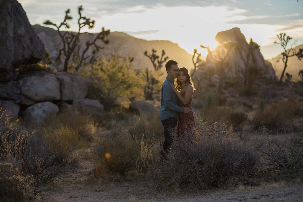 Joshua Tree Engagement Shoot | Jessica Jaccarino Photography