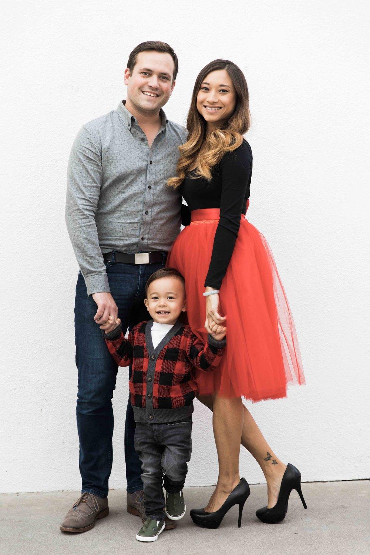 McClain Kao Family