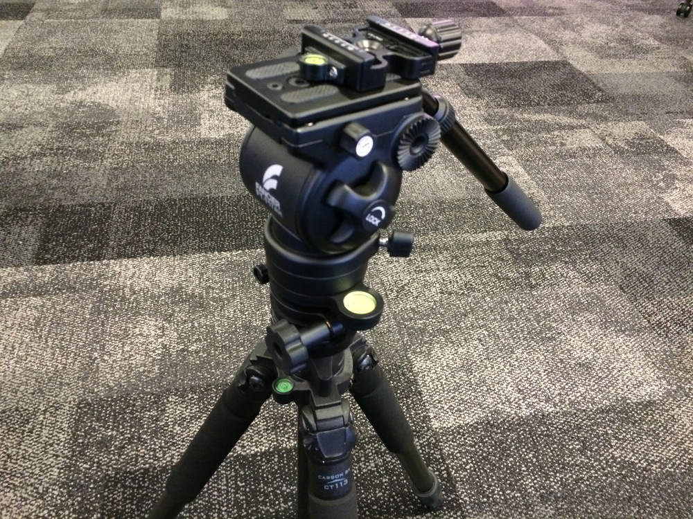 My current tripod setup
