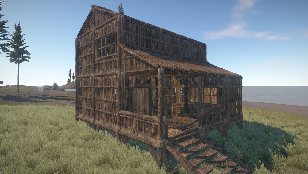 How To Start Building A House In Rust