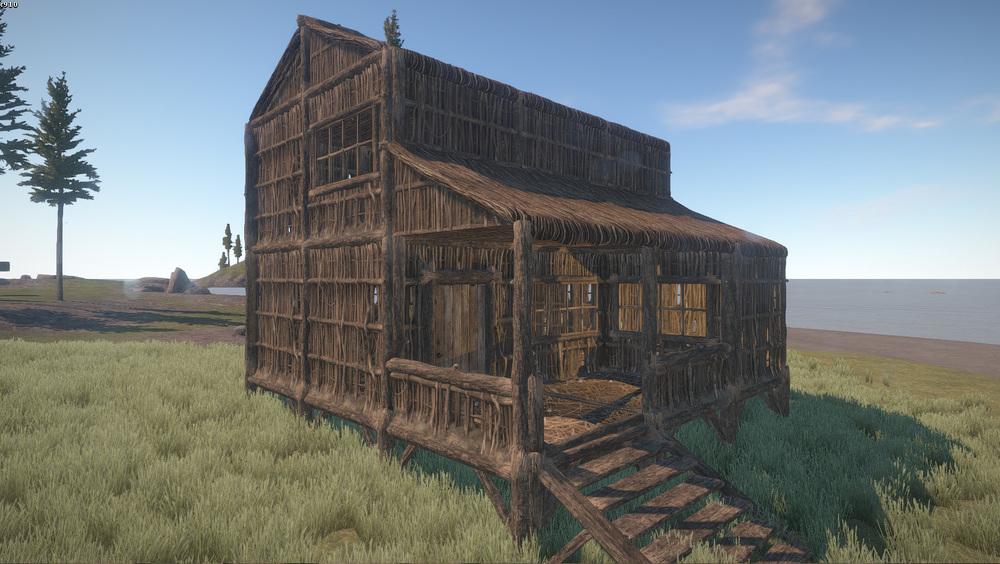 ark raid guide destroying wood walls