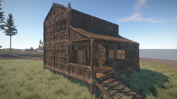 Rust Best Place To Build A Base