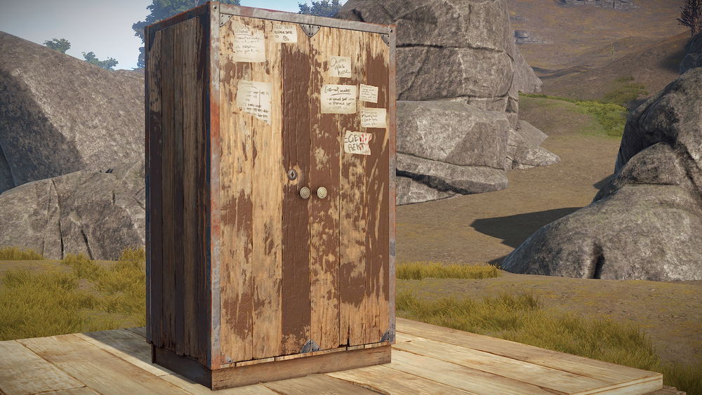 rust cupboard range 2