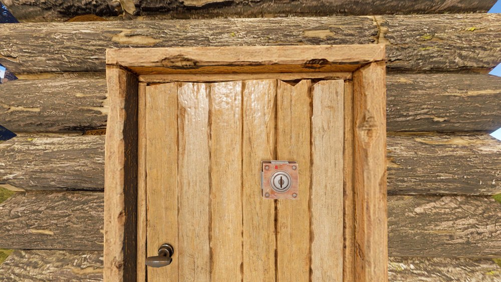 A key lock costs 100 wood & Building: What you need to know \u2014 Rustafied
