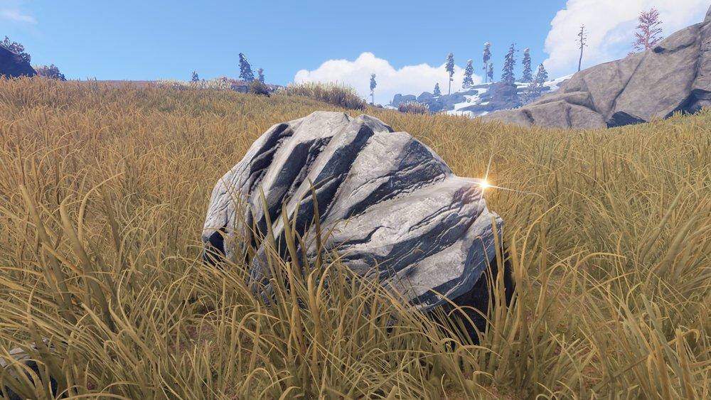 Stone node