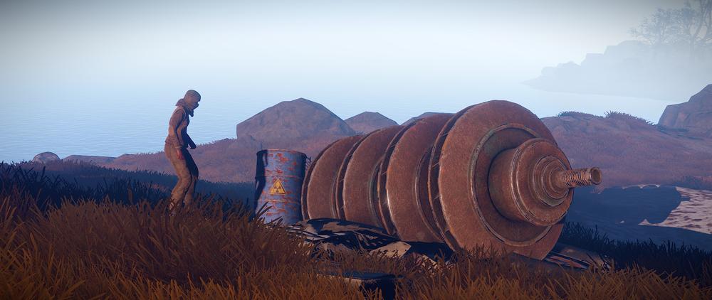 New Junk Piles