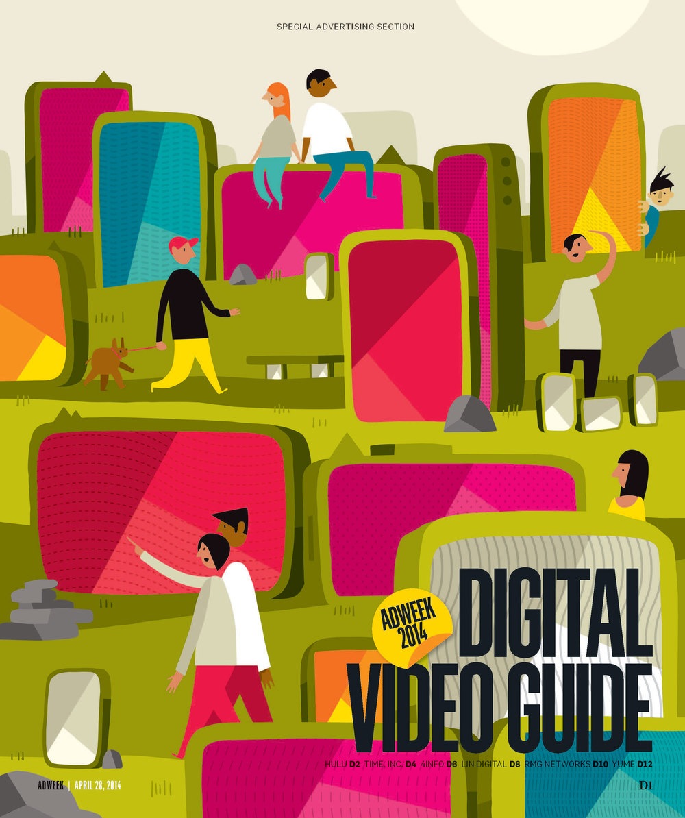 Digital Video Guide 2014 cover