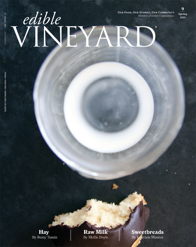 edible Vineyard 9