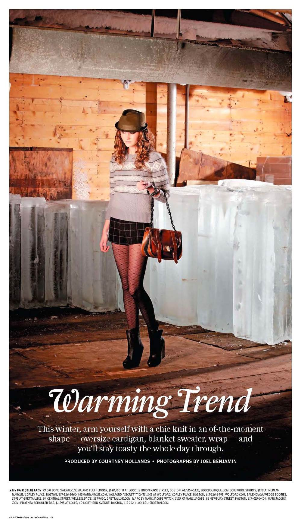 Warming Trend opener