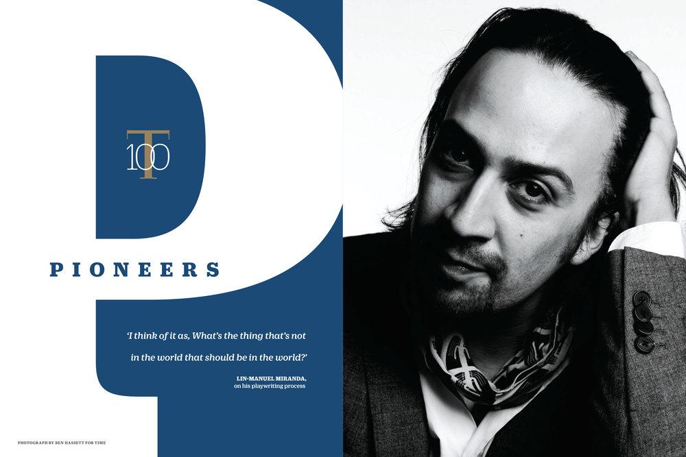 TIME 100 Pioneers