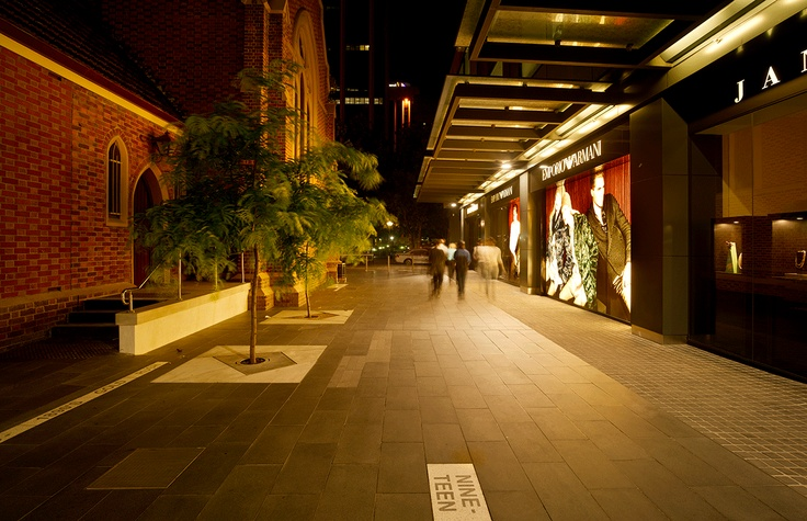 Wesley Lanes, Hassel Architecture - Perth Australia