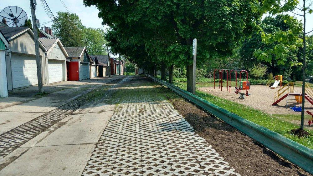 Green Your Laneway -