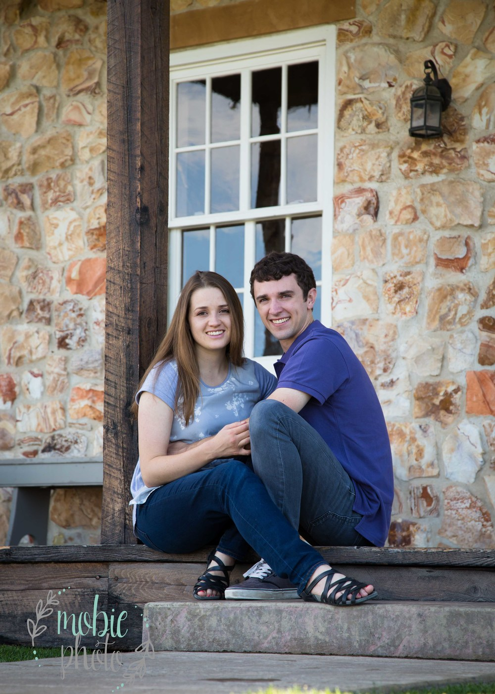 This Is The Place Heritage Park Engagement Photography Session by Mobie Photo