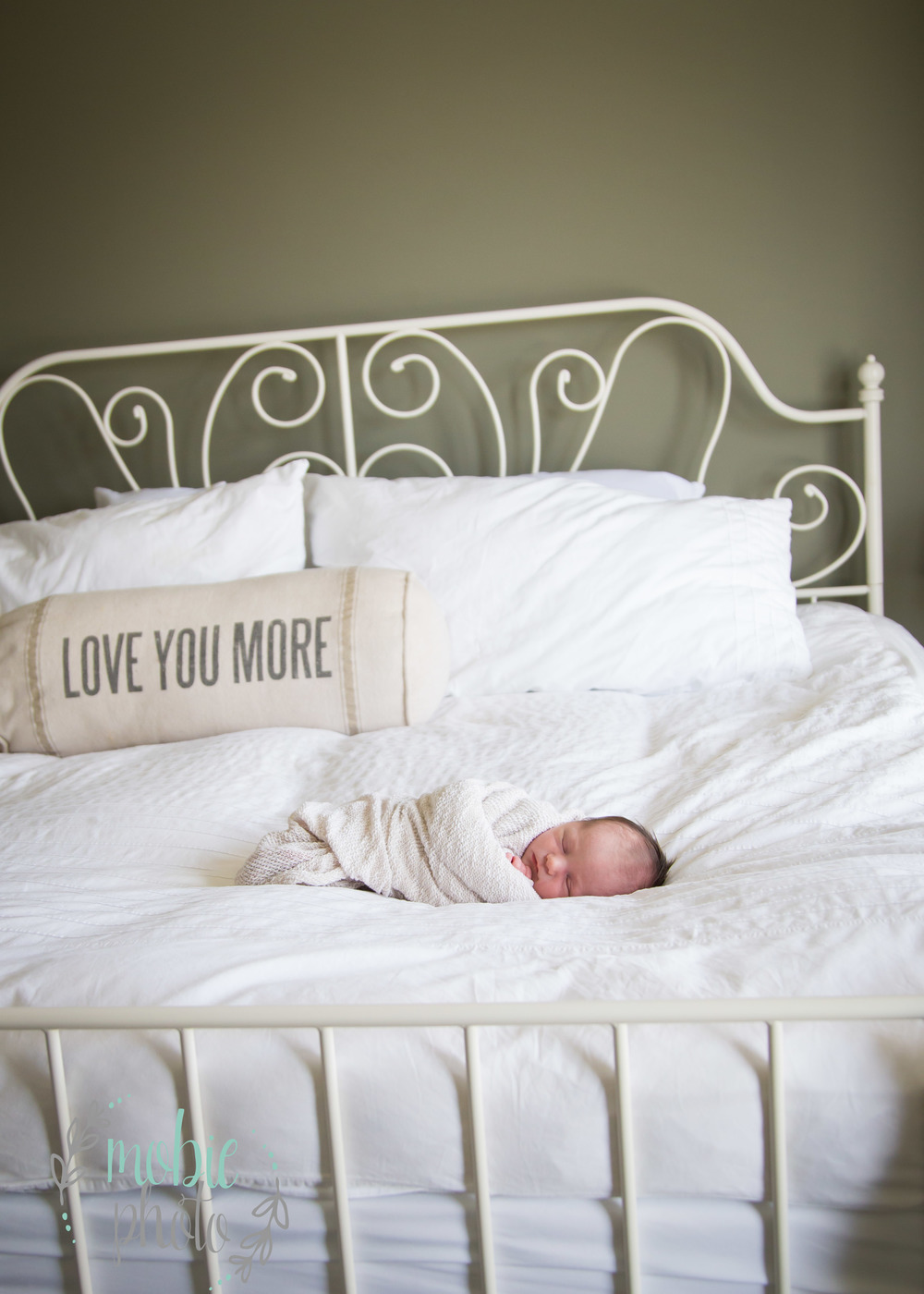 Mobie Photo - In-home Newborn Photography - Herriman, Utah
