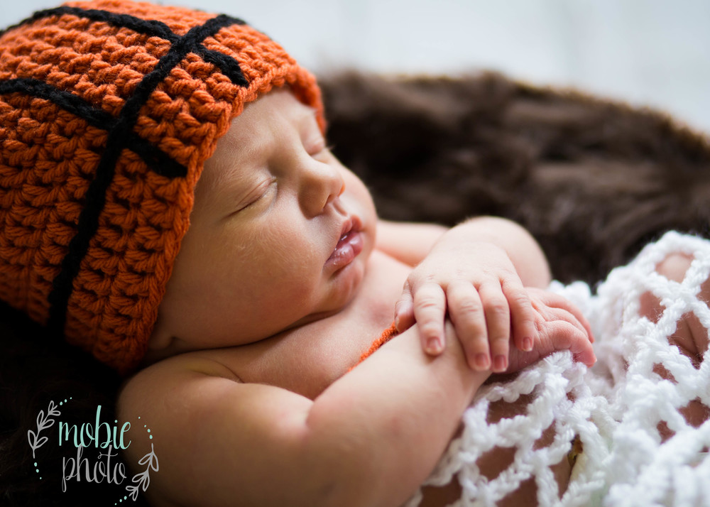 In-home Newborn Photographer - Lehi, Utah - Mobie Photo