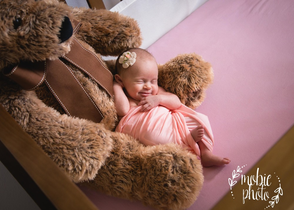 Mobie Photo - In-home newborn photography - Springville, Utah