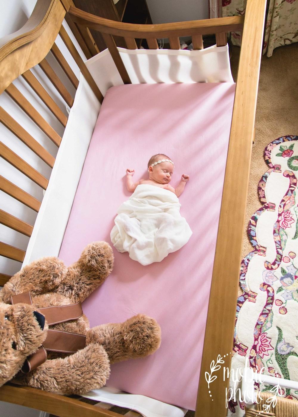 Mobie Photo - In-home newborn photography - Springville, Utah
