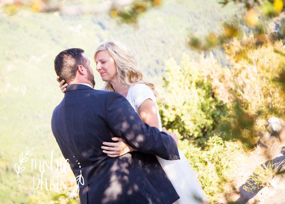 Rock Canyon, Utah - Wedding Photographer