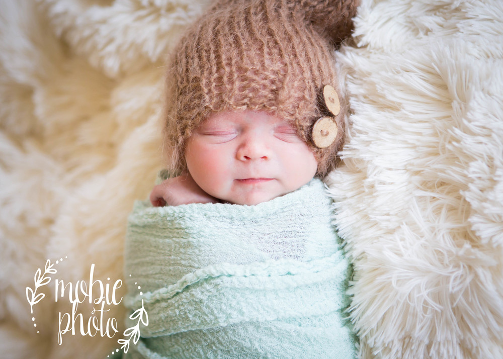 Utah Newborn Photography - Mobie Photo
