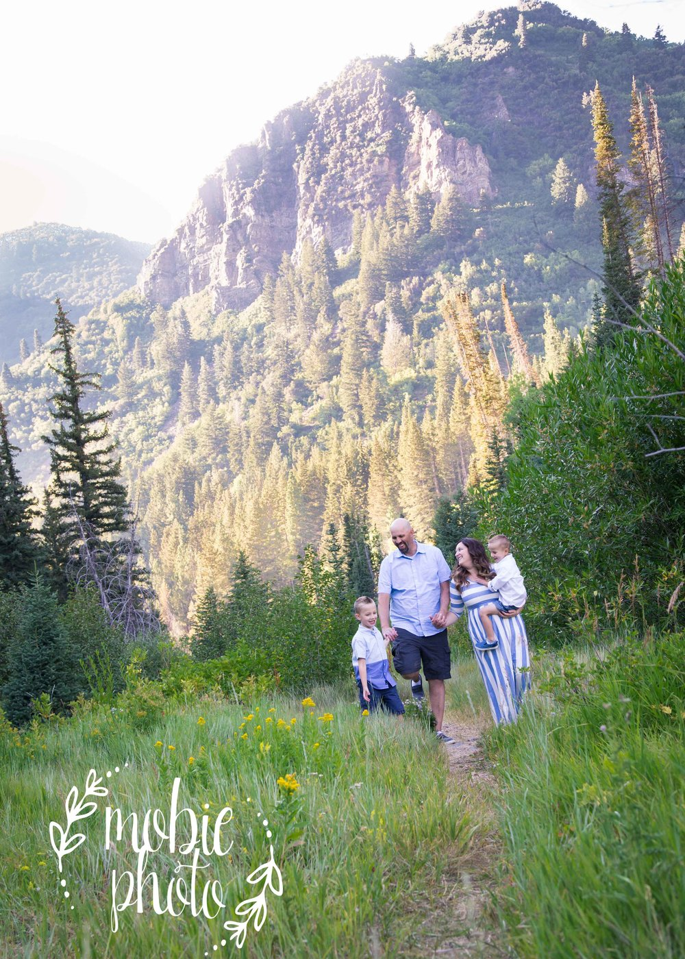 Mobie Photo - Salt Lake City Photographer - Big Cottonwood Canyon, August 2016