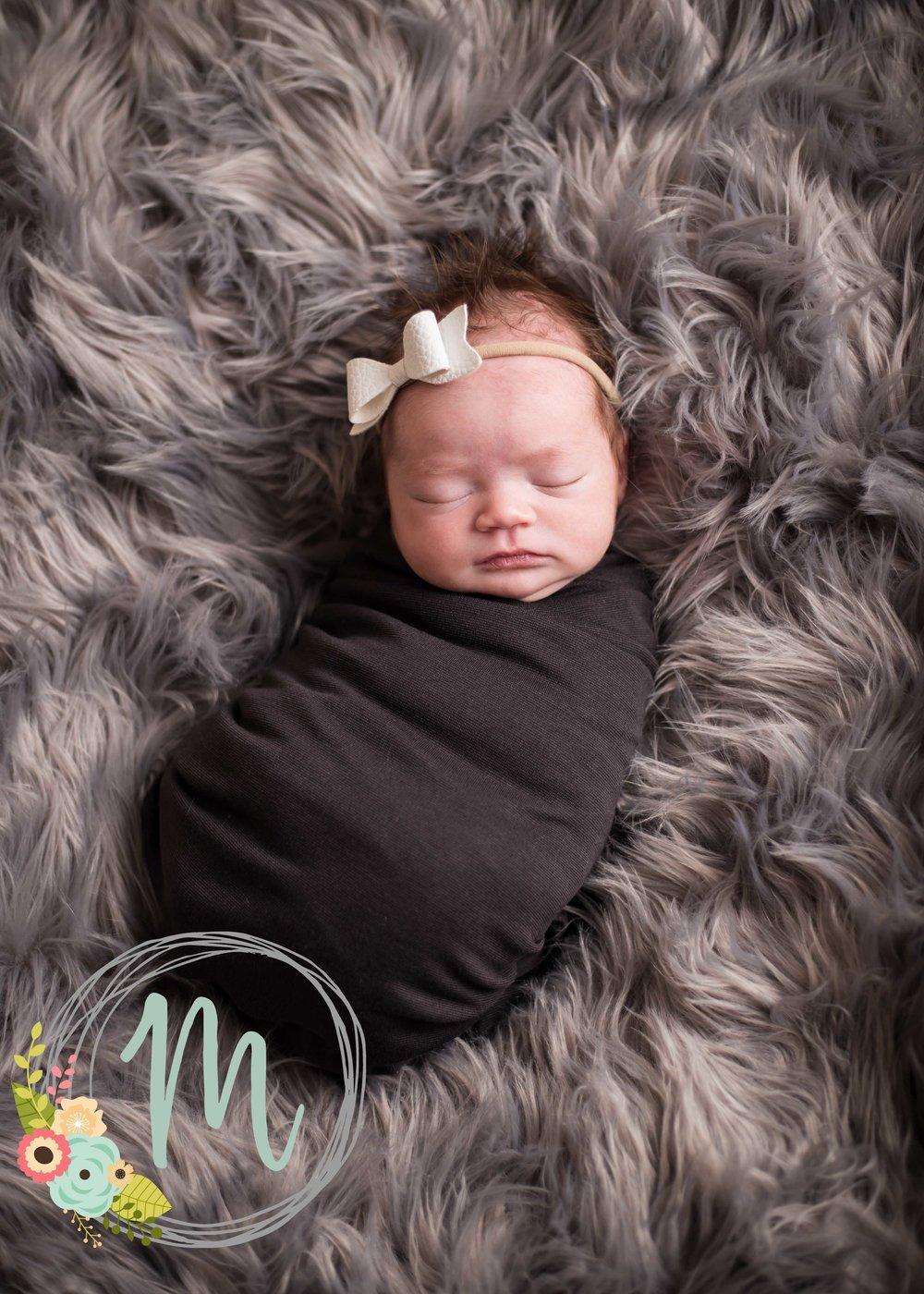 Lehi Utah Newborn Photographer