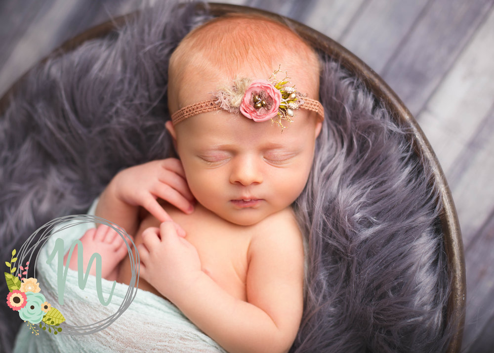 Mobie Photo - Lehi, Utah Newborn Photography