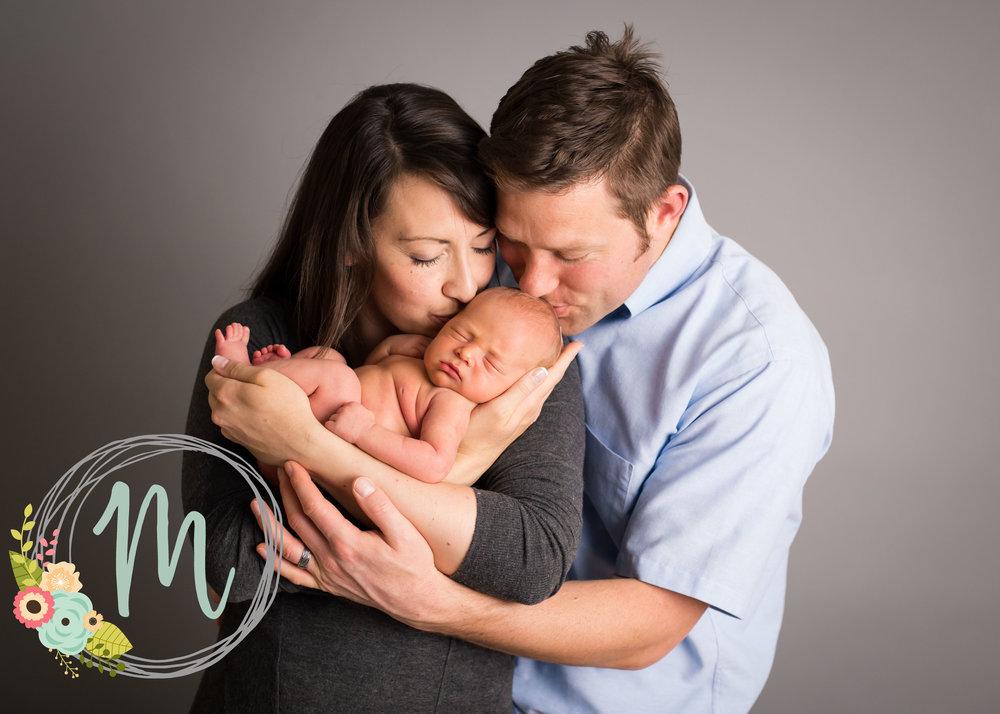 Mobie Photo - Utah Newborn Photography - Lehi, Utah