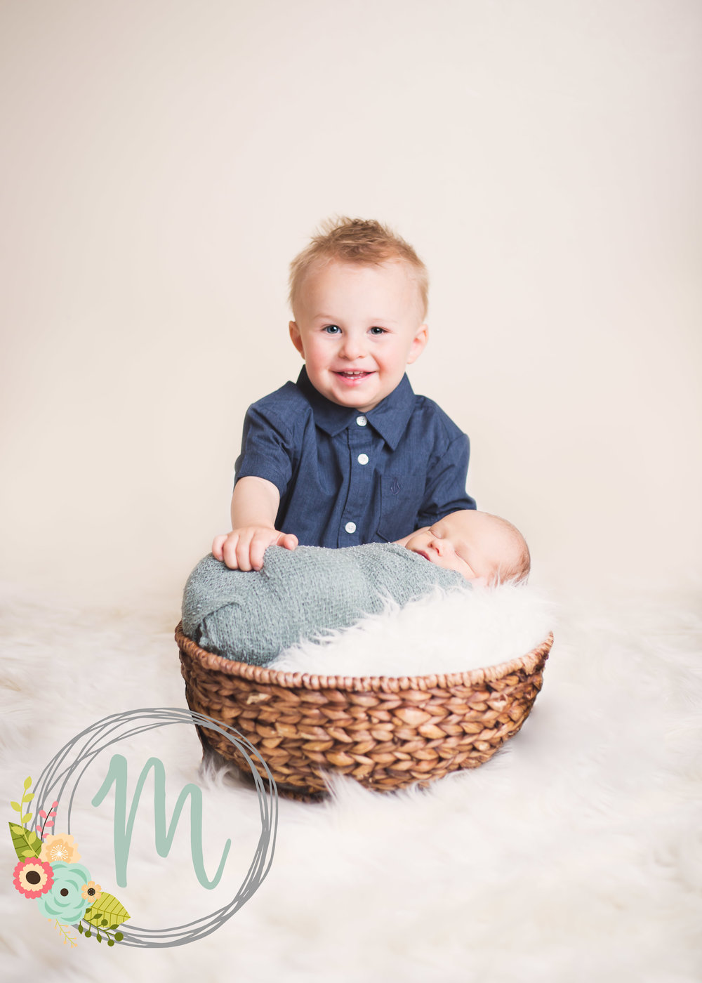 Utah Newborn Photography - Mobie Photo, Lehi, Utah