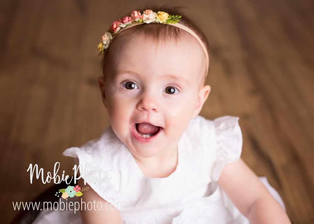 Mobie Photo - Lehi, Utah Baby Photographer - 9 Month Session