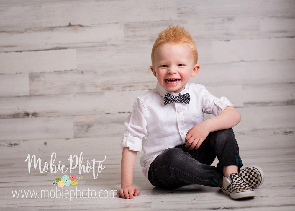 Utah Baby Photographer - Three Years Old