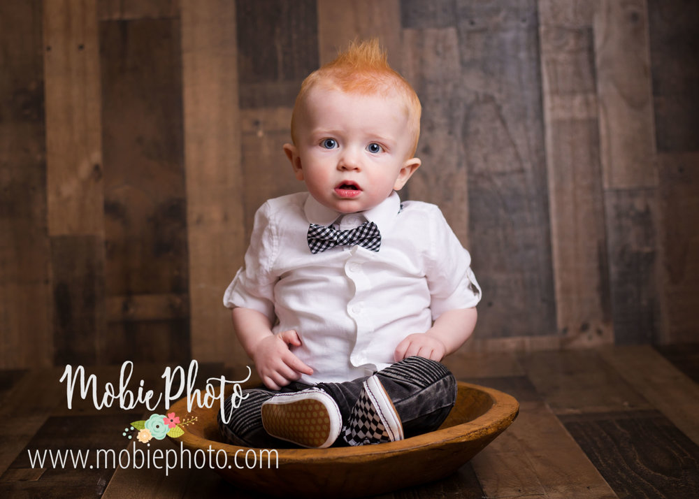 Utah Baby Photographer - First Birthday Photo Session