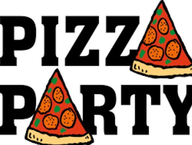 Friday Night at Kingdom Conference pizza party for Walker room-5th grade. See you at 6:30.