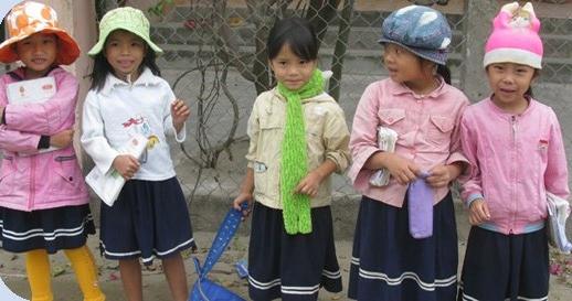 Children's Education Foundation in Vietnam