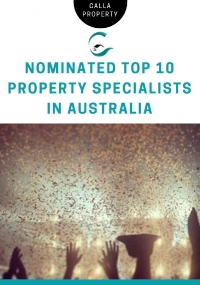 Nominated Top 10 property specialists in Australia