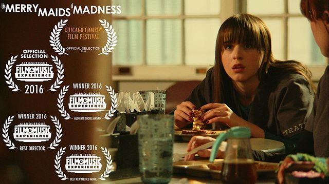 The Merry Maids of Madness are heading to Chicago. #nmfilm #comedy #gomaids