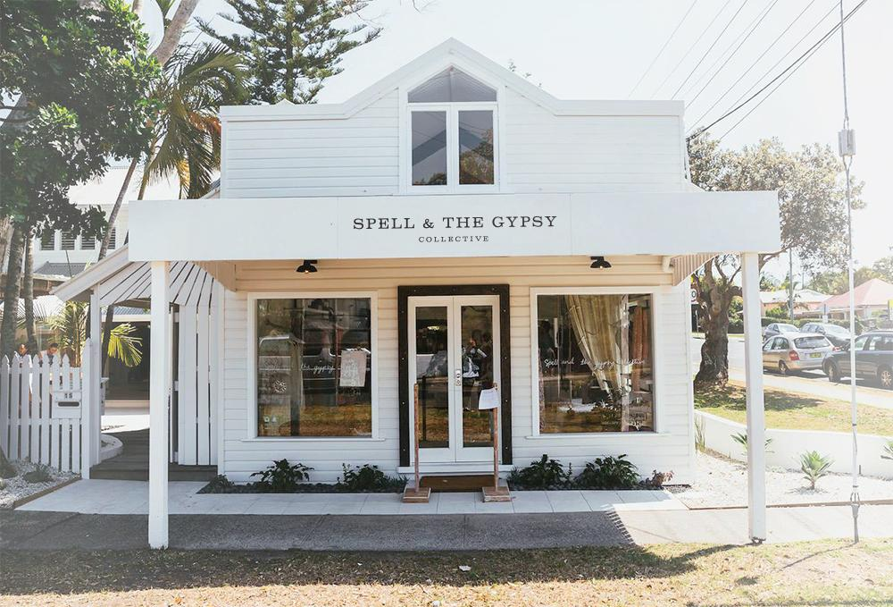 Spell & The Gypsy Co. storefront
