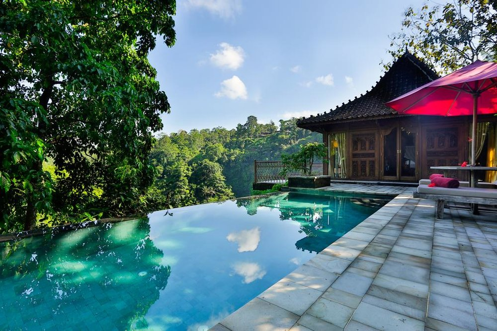 Day Five: Your new home away from home in Ubud.
