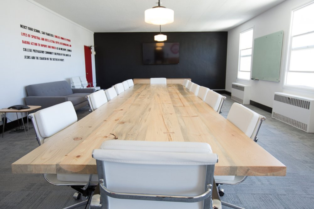 AFTER - BOARD ROOM