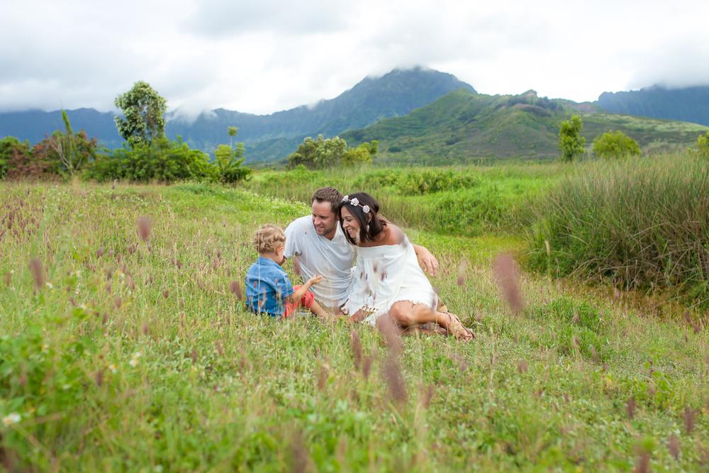 Bremmer Family. Oahu Family Photographer. Hawaii Photographer. Family Photography. New Wave Photography-9.jpg