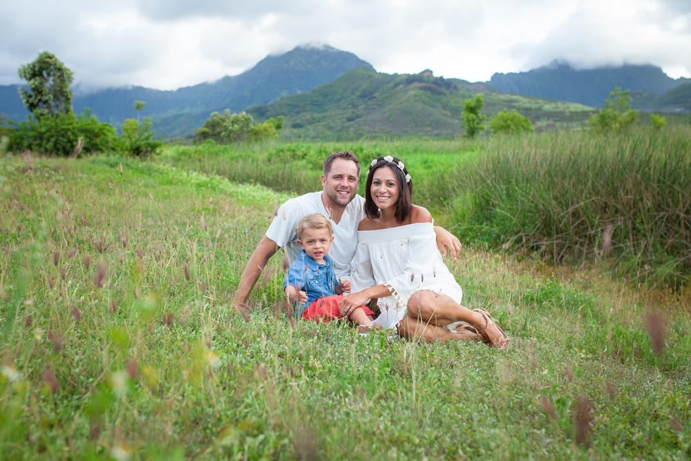 Bremmer Family. Oahu Family Photographer. Hawaii Photographer. Family Photography. New Wave Photography-11.jpg