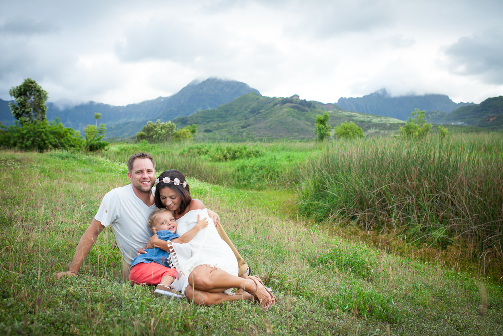 Bremmer Family. Oahu Family Photographer. Hawaii Photographer. Family Photography. New Wave Photography-13.jpg