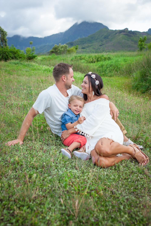 Bremmer Family. Oahu Family Photographer. Hawaii Photographer. Family Photography. New Wave Photography-17.jpg