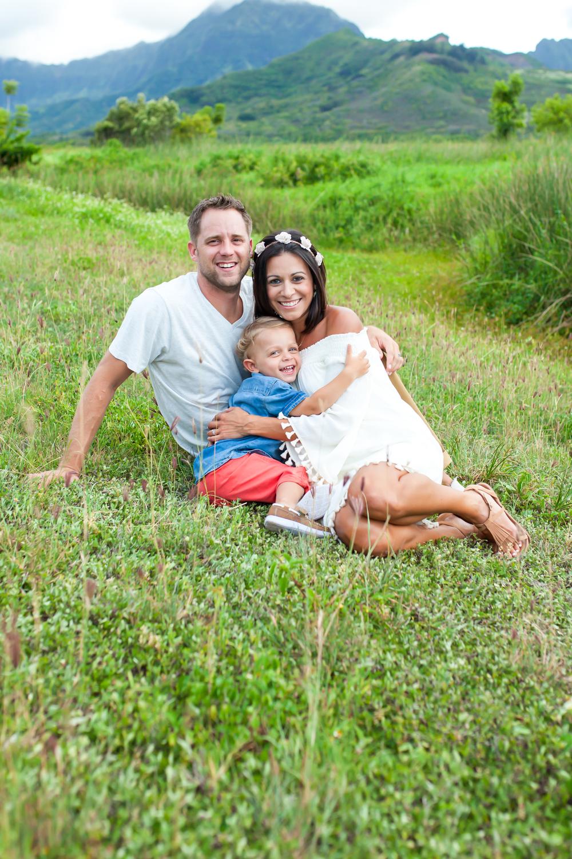 Bremmer Family. Oahu Family Photographer. Hawaii Photographer. Family Photography. New Wave Photography-50.jpg