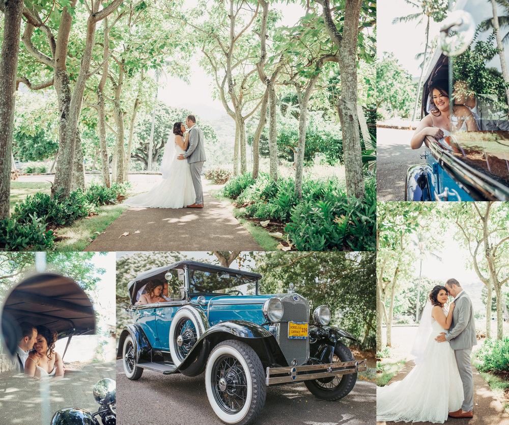 Old Fashion Wedding. July Wedding. Oahu, Hawaii. New Wave Photography.jpg